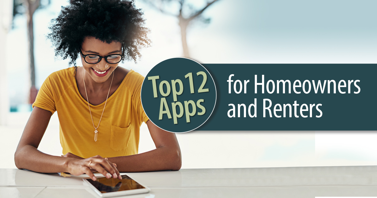 Top 12 Apps for Buyers and Renters